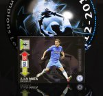 MATA  Limited edition CHAMPIONS LEAGUE 2012 - 2013 Adrenalyn XL - Panini
