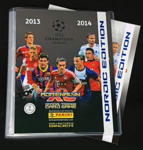 ALBUM Binder Champions League 2013/2014 Nordic Edition