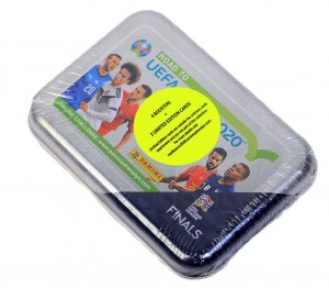 NORDIC pocket TIN  4 + 2 Limited - ROAD to EURO 2020