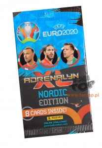 NORDIC edition booster packs  - EURO 2020