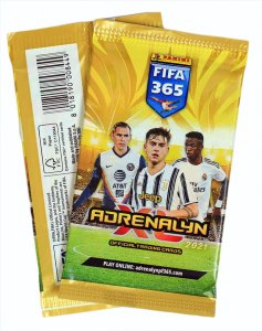 Booster packs  FIFA 2021