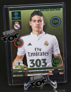 XXL Limited Edition - James RODRIGUEZ 2014 2015